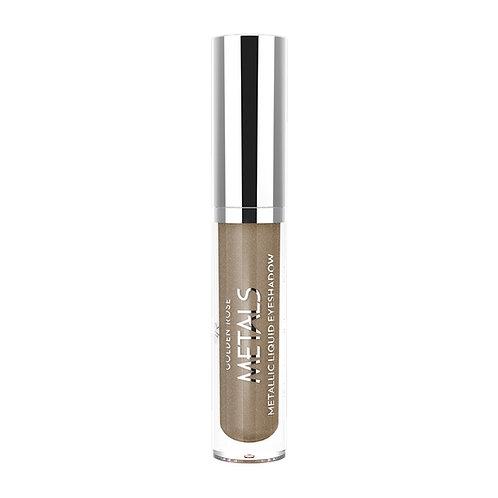 Metals Metallic Liquid Eyeshadow Nº 107-Mocha
