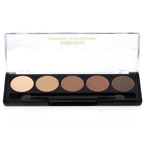 Professional Palette Eyeshadow Nº 103 Brown Line