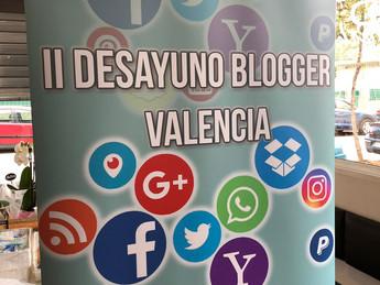 II Desayuno Blogger Valencia