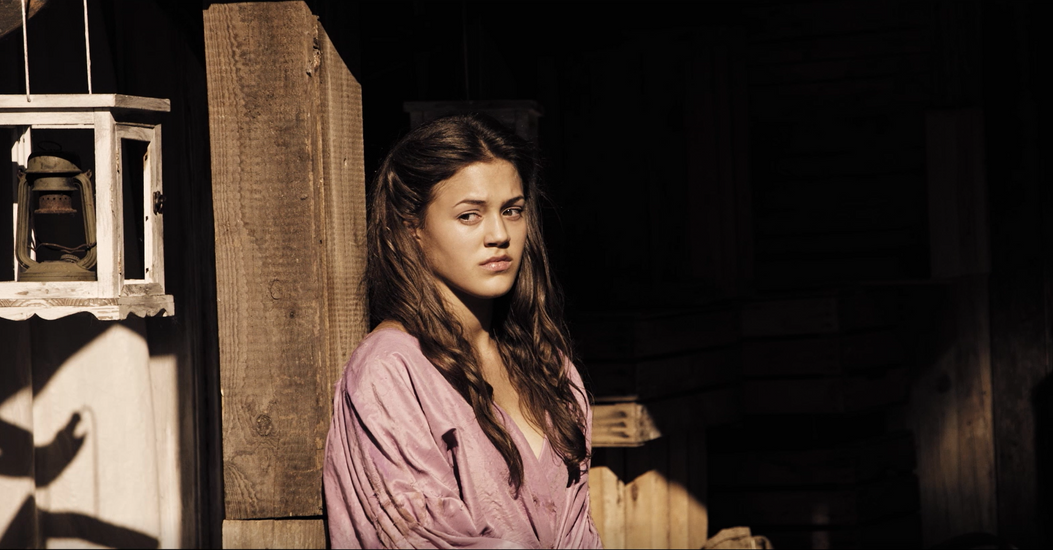 Katharina Scheuba as Hanna for 'Wienerland'