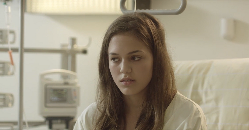 Katharina Scheuba as Lara for 'Copstories'