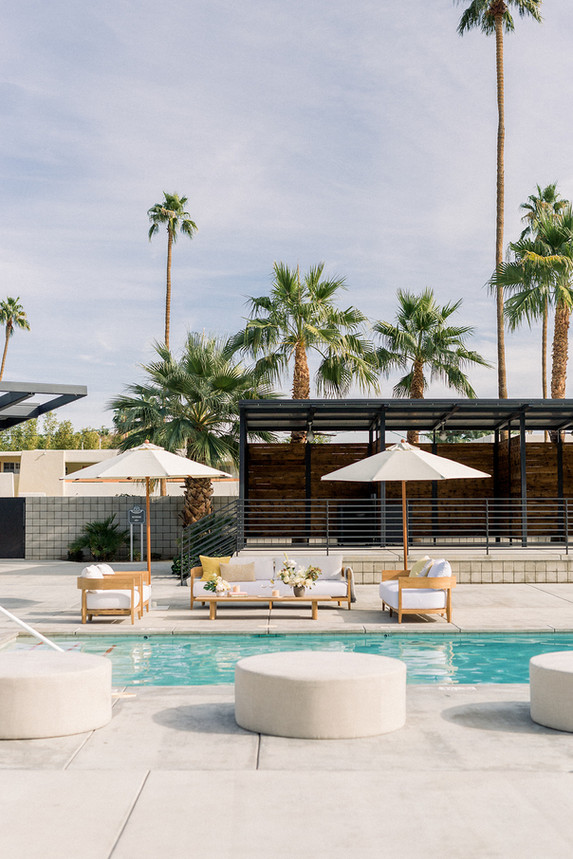 LOCATED IN THE HIGHLY DESIRABLE SOUTH PALM SPRINGS