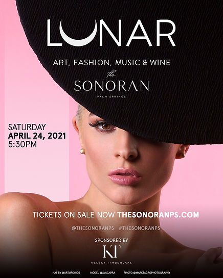 LUNAR at The Sonoran Palm Springs