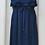 Thumbnail: T/R Slub Solid Colors Dress.
