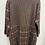 Thumbnail: Stripe Square Pattern Coat