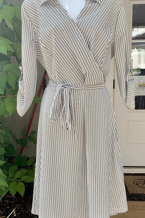 Fashion 3/4 Sleeve Dress