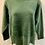 Thumbnail: Cashmere Blended Sweater w/ Diamond Cut-out