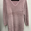 Thumbnail: Sweater Dress with Diamond Cut