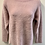 Thumbnail: Cashmere Blended Sweater w/ Side Slits