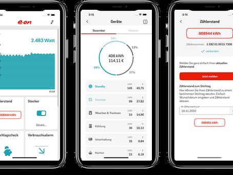 Case study: E.ON's Smart Control app