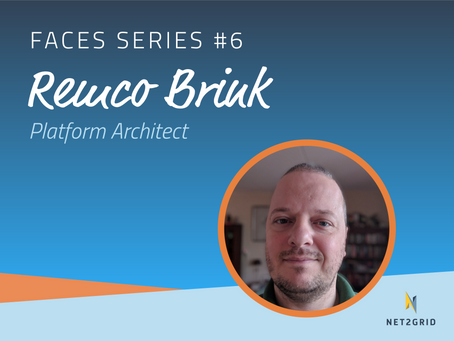 FACES #6: Meeting NET2GRID's Cybersecurity Guard, Remco Brink