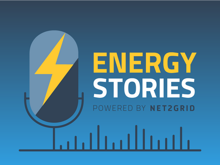 NET2GRID launches 'Energy Stories' Podcast Series
