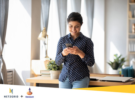 Rabobank and NET2GRID join forces in the Energy Transition for Dutch homeowners