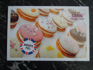 Puratos Satin Creme Cake - strategy & tactics