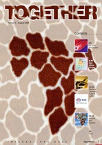 ExxonMobil internal magazine Together