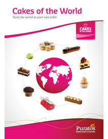 Puratos - Cakes of the World