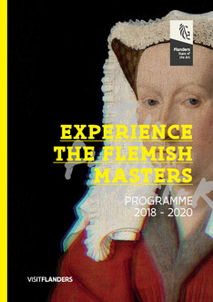Flemish Masters brochure
