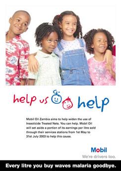 Mobil Oil Zambia - Help us Help