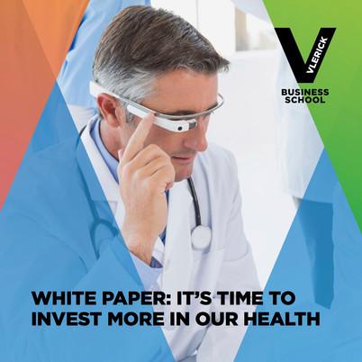 Vlerick Business School - Healthcare White Paper
