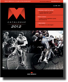 Eddy Merckx product brochure