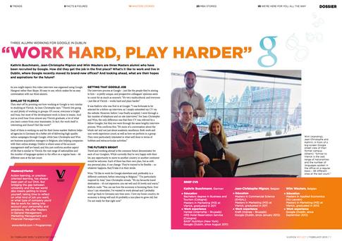 Vlerick Business School - article