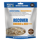 Recover Chicken & Rice Food for Dogs front 2000 x 2000.png