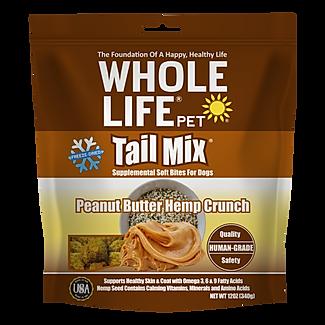 Tail Mix Peanut Butter Hemp 12oz front 2