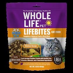 LifeBites Chicken Cat New Formula 16oz F