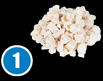 Just One Ingredient Freeze Dried Turkey