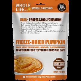 Freeze Dried Pumpkin 2oz