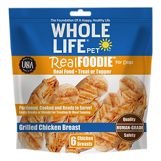 Foodies Chicken Dog Value Pack