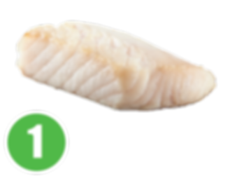 Just One Ingredient Freeze Dried Cod
