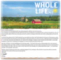 Whole Life Pet Covid-19 Letter