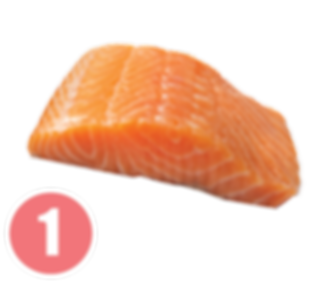 Just One Ingredient Freeze Dried Salmon