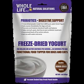 Freeze Dried Yogurt 3oz front 2000 x 200