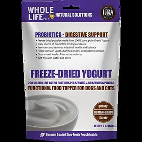 Freeze Dried Yogurt