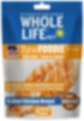 Whole Life Pet realFoodie Freeze Dried Chicken Treats for Dogs