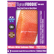 RealFoodie Salmon Cat