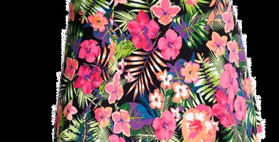 Multi skirt flowers