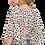 Thumbnail: Bell sleeve leopard top