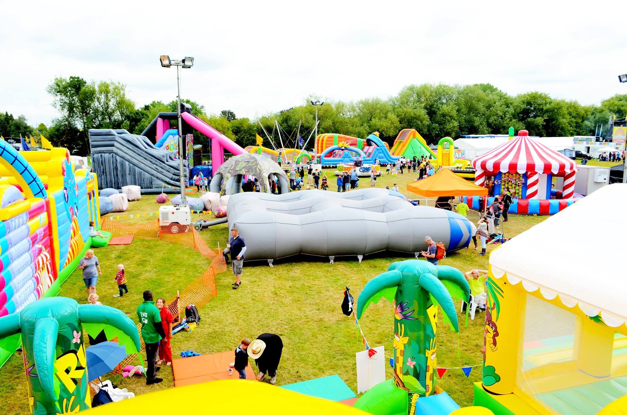 Inflatable Land