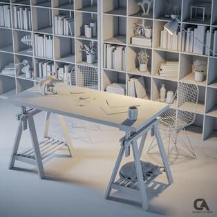 Studio - No Materials