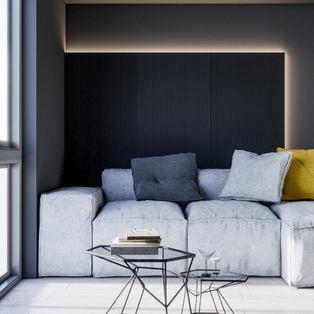 Interior Sofa