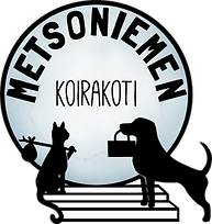Metsoniemen koirakoti logo