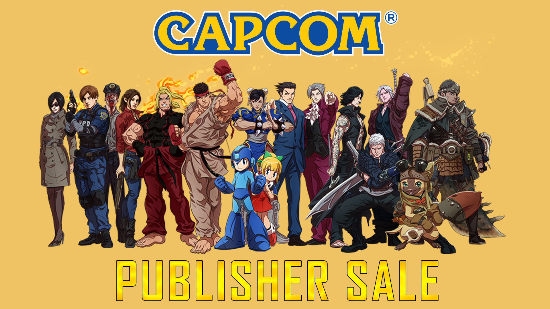 Capcom Sale - PC