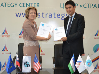 Memorandum of Cooperation with Development Strategy Center