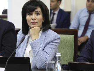 Well deserved, Gulnoza Ismailova!
