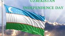 Congratulations, Uzbekistan!