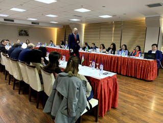 Training on Cooperation of judiciary and Media