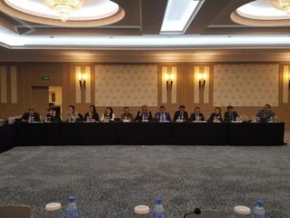 US FJC Director Hon. Judge Jeremy Fogel and Senior Researcher Jason Cantone on Working Visit to Uzbe